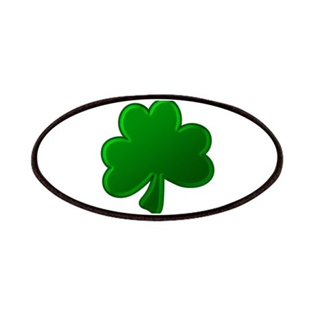 Lucky Green Clover Patches