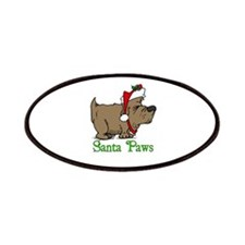 Santa Paws Dog Patches