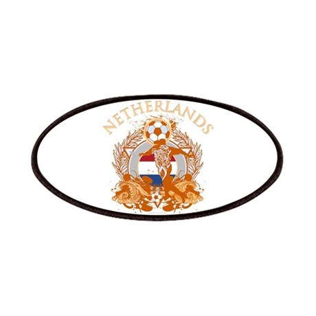 Netherlands Soccer Patches