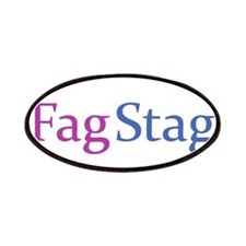Fag Stag Patches