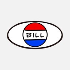 Bill Button Patches