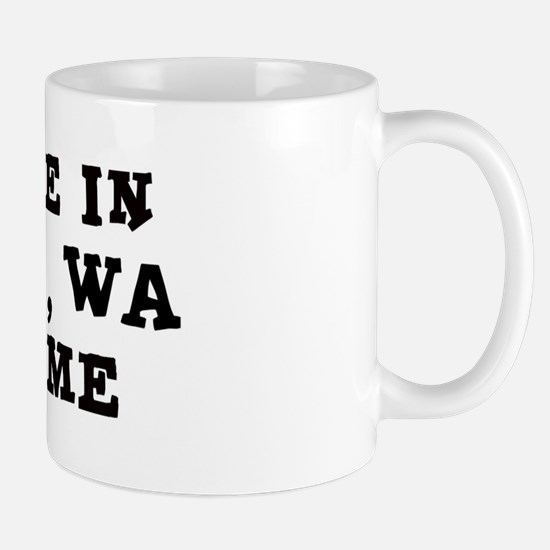 Someone in Seattle Mug