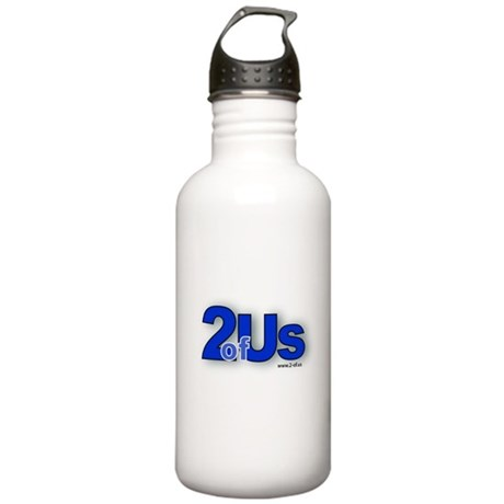 Logo Apparel and Gifts Stainless Water Bottle 1.0L