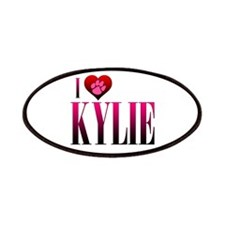 I Heart Kylie Patches