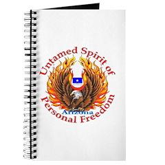 Untamed AZ Spirit Journal