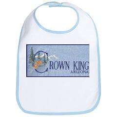 Crown King Bib