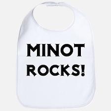 Minot Rocks! Bib