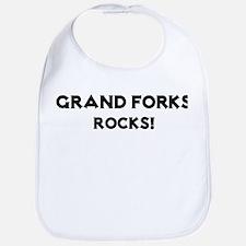 Grand Forks Rocks! Bib