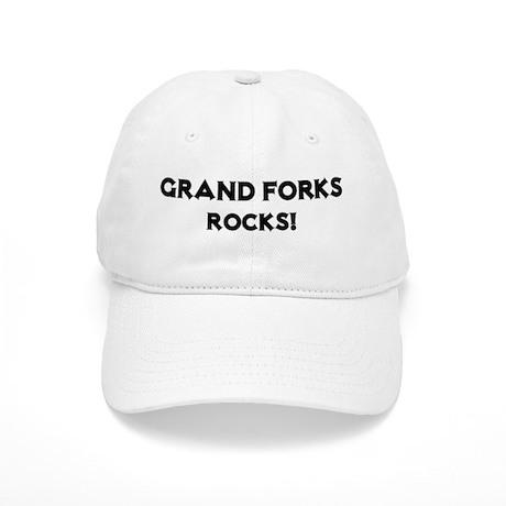 Grand Forks Rocks! Cap