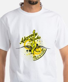 Sarcoma Advocacy Rocks Shirt