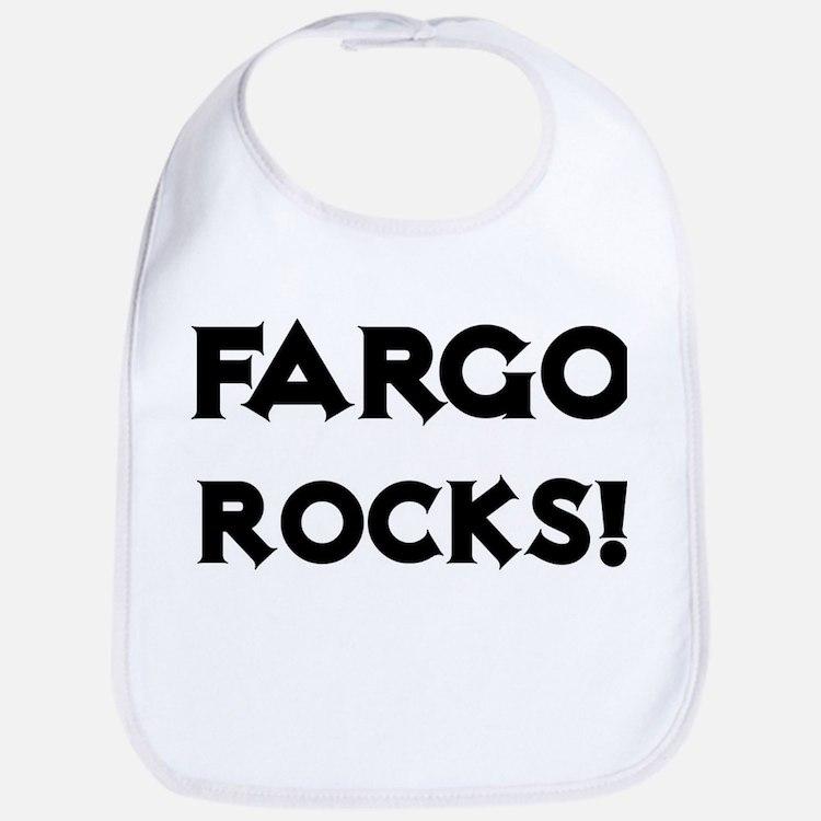 Fargo Rocks! Bib
