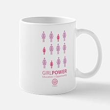 Girl Power! Pink Light Mug