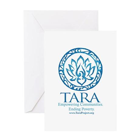TARA Logo Greeting Card