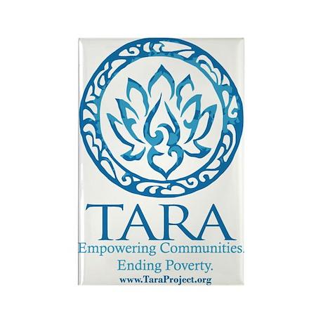TARA Logo Rectangle Magnet (10 pack)