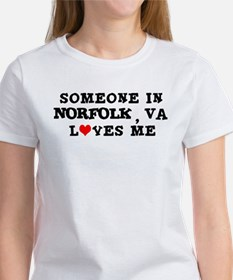 Someone in Norfolk Tee
