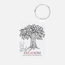 Freadom Keychains