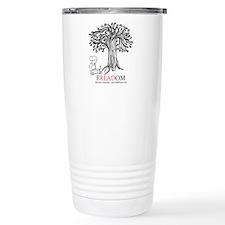 Freadom Travel Coffee Mug