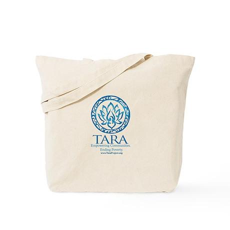 TARA Logo Tote Bag
