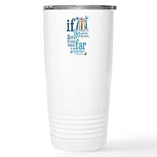 Go Together Travel Coffee Mug