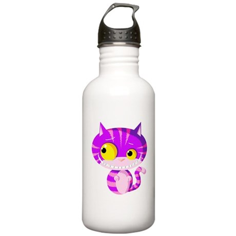 Cheshire Kitten Stainless Water Bottle 1.0L