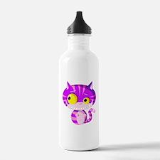 Cheshire Kitten Water Bottle