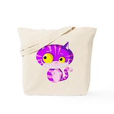 Cheshire Kitten Tote Bag