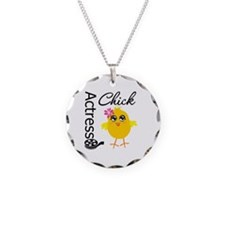 Actress Chick Necklace