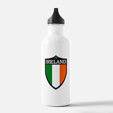 Ireland Flag Patch Water Bottle