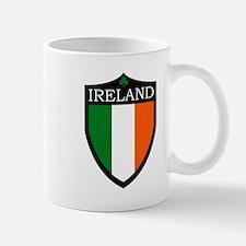 Ireland Flag Patch Mug