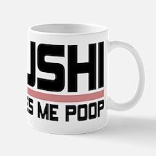 Sushi Poop Mug