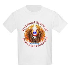Untamed WY Spirit T-Shirt