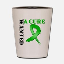 Kidney Disease Wanted A Cure Shot Glass
