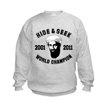 Hide & Seek World Champion Sweatshirt