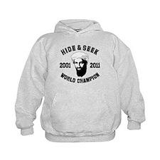 Hide & Seek World Champion Hoodie
