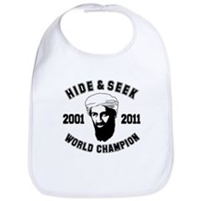 Hide & Seek World Champion Bib