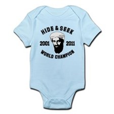 Hide & Seek World Champion Infant Bodysuit