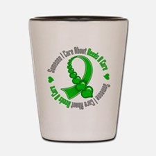 Kidney Disease Needs A Cure Shot Glass