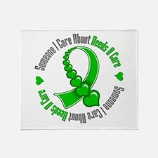Kidney Disease Needs A Cure Throw Blanket