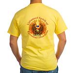 Untamed WY Spirit Yellow T-Shirt