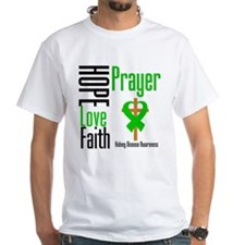 Kidney Disease Hope Prayer Shirt