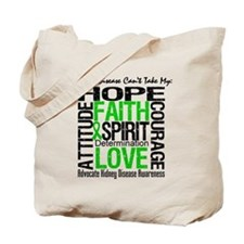Kidney Disease Can'tTakeHope Tote Bag