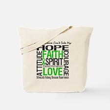 Kidney Disease Can'tTakeHope Tote Bag