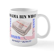 Osama Bin Laden Mug