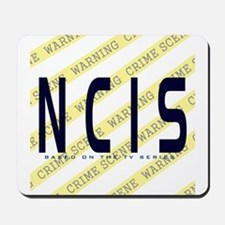 NCIS TV: Crime Scene Mousepad