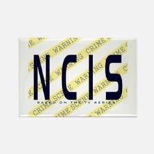 NCIS TV: Crime Scene Rectangle Magnet
