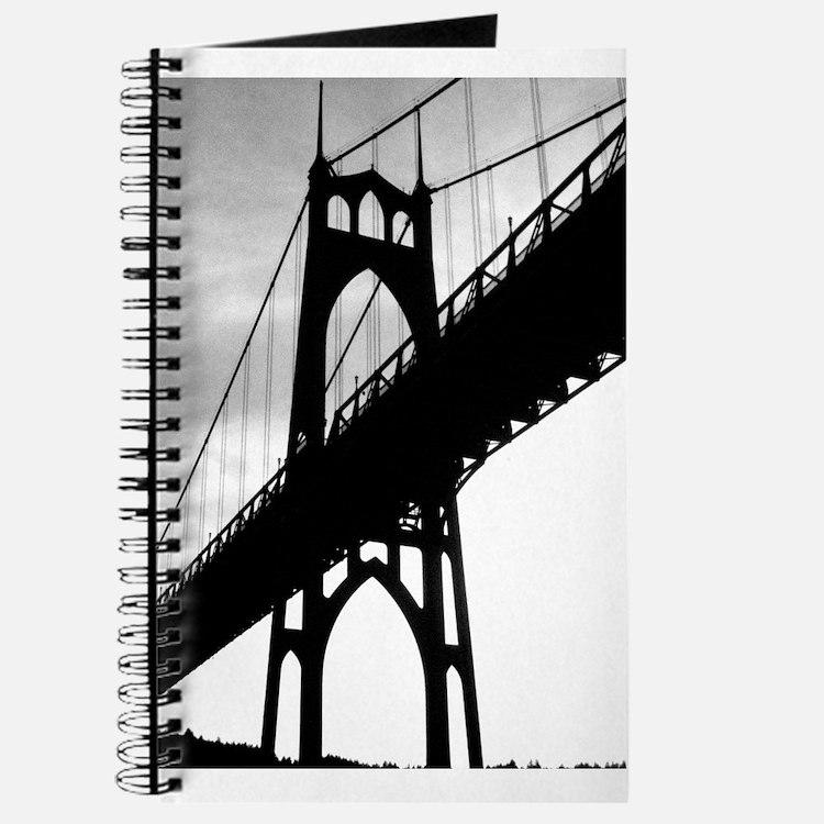 St. John's Bridge - Journal