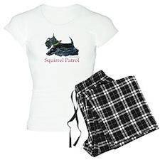 Scottie Squirrel Patrol Pajamas