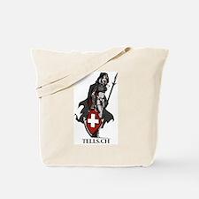 TELLS Helvetia Tote Bag