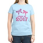 2017 Girls Graduation Women's Light T-Shirt