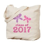 2017 Girls Graduation Tote Bag